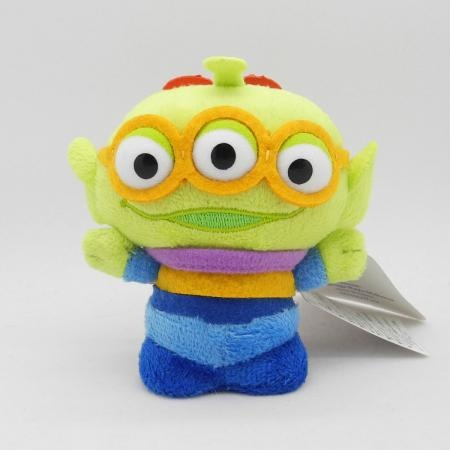 Disney Toy Story Aliens 10cm doll strap (Imported from Japan)