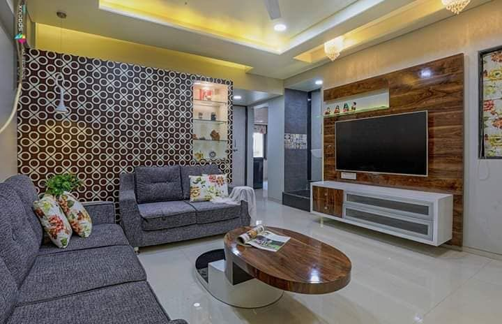 This Small Apartment Designed By Pratik Design Studio Is The Best