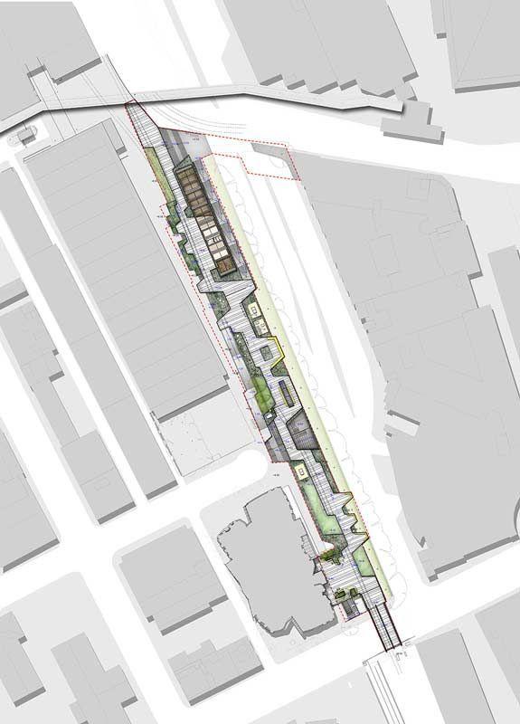 The_Goods_Line-ASPECT_Studios-CHROFI-40 « Landscape Architecture Works | Landezine: