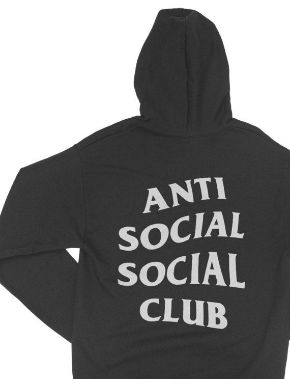 Anti Social Social Club Hoodie - Anti Social Social Club Sweatshirt - Kanye West Hoodie - assc - yeezy hoodie - Yeezus Hoodie - Yeezus  #antisocial #SocialSocialClub #KanyeMerch #AntiSocialHoodie #ParanoidHoodie #KanyeWest #AntiSocialClub #AsscHoodie #Hoo