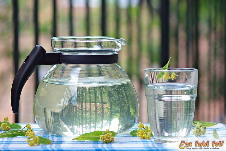 Ezt fald fel!: Hársfavirágszörp készítése – a palackba zárt hársf...