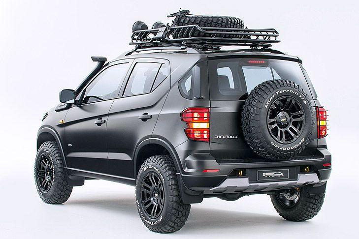 Chevrolet Niva Concept: Moskau Motor Show - Bilder - autobild.de