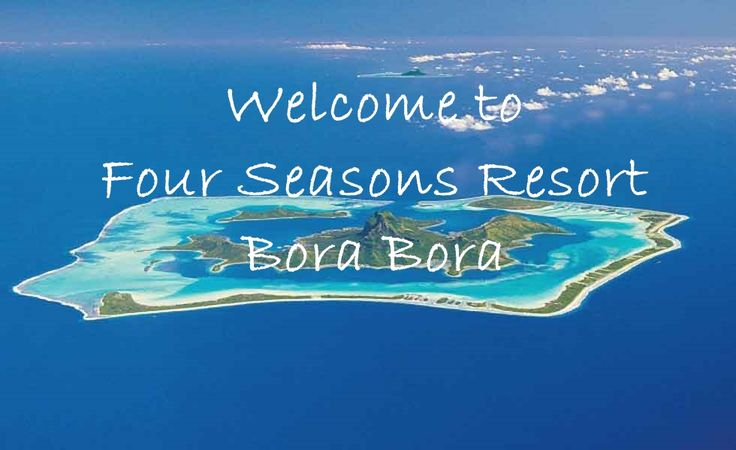 Four Season Bora Bora is nominated as one of the best luxury resort for vacation. Come and experience the Luxury Resort of Four Season in Bora Bora an island in the Leeward group of the Society Islands of French Polynesia. #resorts #holidays #vacations