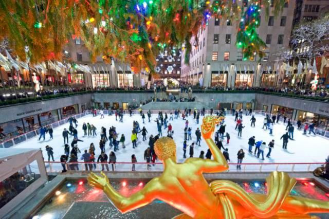 Exceptionally Cool Places to Take the Kids Ice Skating