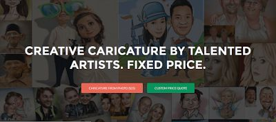 Pebble In The Still Waters: Creative Caricatures online TheCaricatureArtists b... 	#TheCaricatureArtists #CreativeCaricatures #TalentedArtists