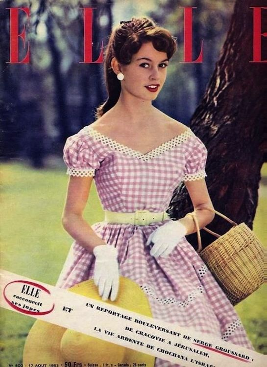 ELLE 1953
