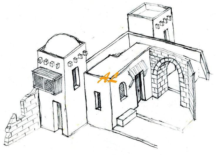 planos de casas para belenes
