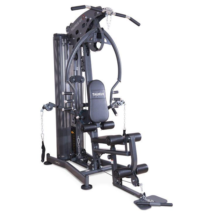 powerhouse fitness machine