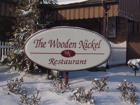 The Wooden Nickel Menu Cosabella Lingerie