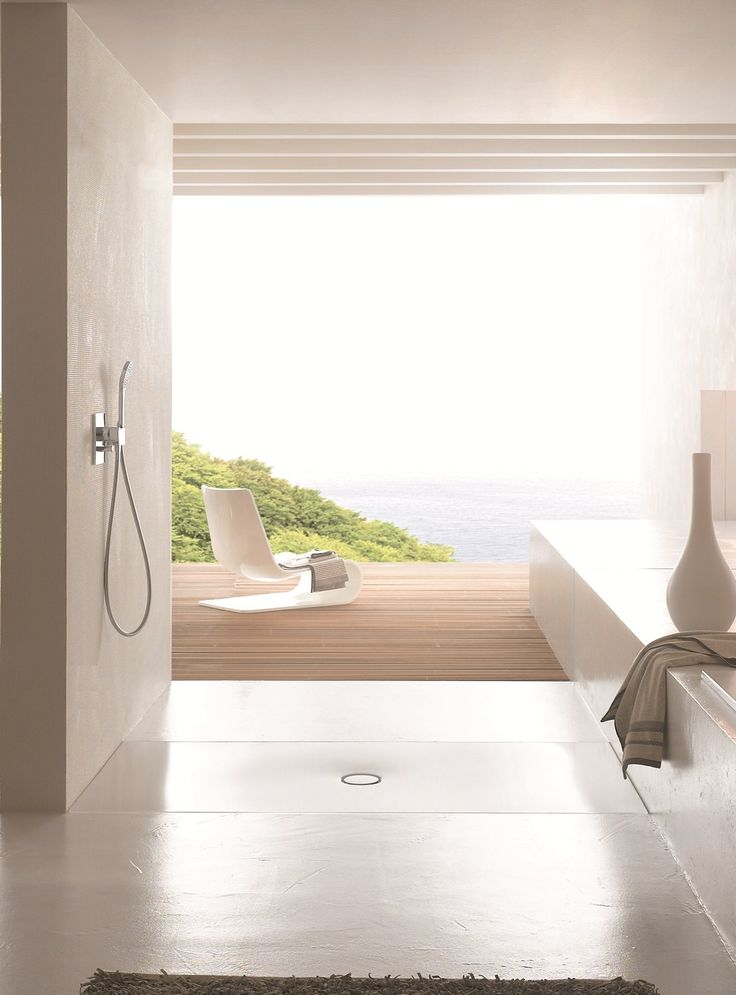 Superior Bathroom With A View