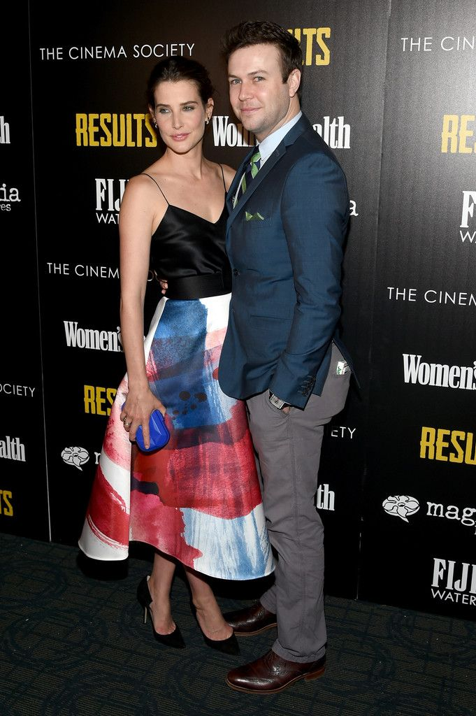 Cobie Smulders Photos - Screening of Magnolia Pictures' 'Results' - Arrivals - Zimbio