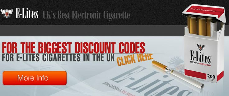 E-Lites are the leading UK ecig brand and we have all the latest E-Lites electronic cigarette user reviews, we also have the latest just released E-Lites discount codes unique to us. >> E-Lites discount code --> http://thenewecigs.com/v2_cigs_biggest_discount_code.html