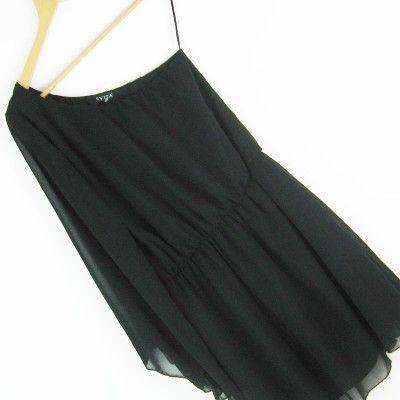 Sukienka na jedno ramie szyfon  E-vie r.40