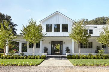 Princeton Home - farmhouse - Exterior - San Francisco - Chase & Arnold, Inc.