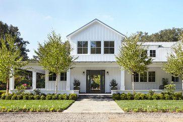 Princeton Home - farmhouse - Exterior - San Francisco - Chase & Arnold, Inc.