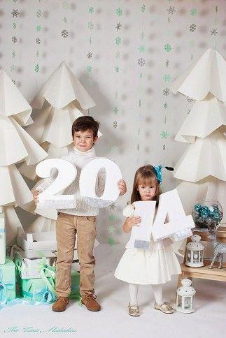 Фотосессии «Мятный новый год» и «Рождество в загородном доме» | Decorsando.ru