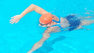 Open Water Drills in the pool