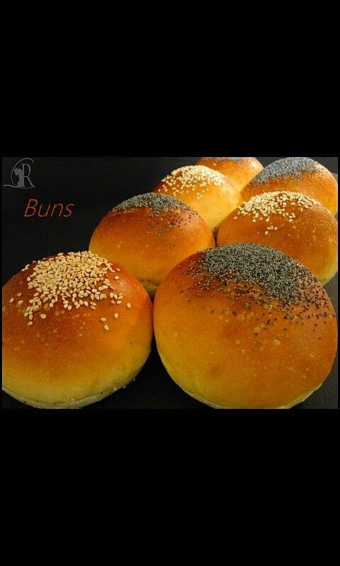 Buns: panini per Hamburger