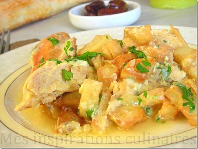 Kebab algerien au poulet