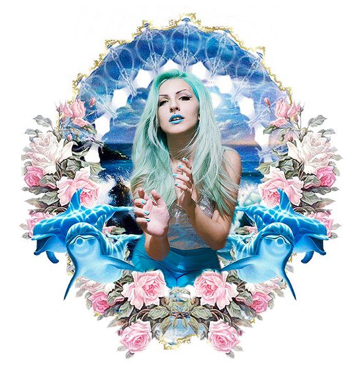 Mermaid Lindsay Woods para Ethus ♥