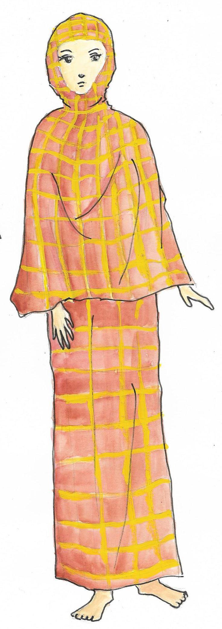 Pakaian wanita suku Bima menggunakan pakaian bernama rimpu. Rimpu merupakan 2 lembar sarung tenun. Sarung yang pertama digunakan untuk menutup tubuh bagian bawah dan sarung lainnya untuk menutup tubuh bagian atas mulai dari kepala.