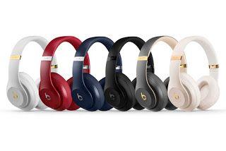 Apple launches Beats Studio 3 Wireless headphones in US. #Apple #technology