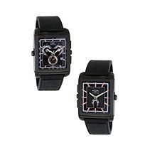 Rotary TZ2 Evolution Leather Strap Two-Face Mens Watch