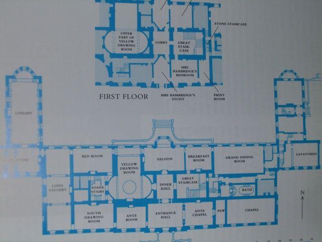 7 best Wimpole Floor Plan images on Pinterest Ground floor