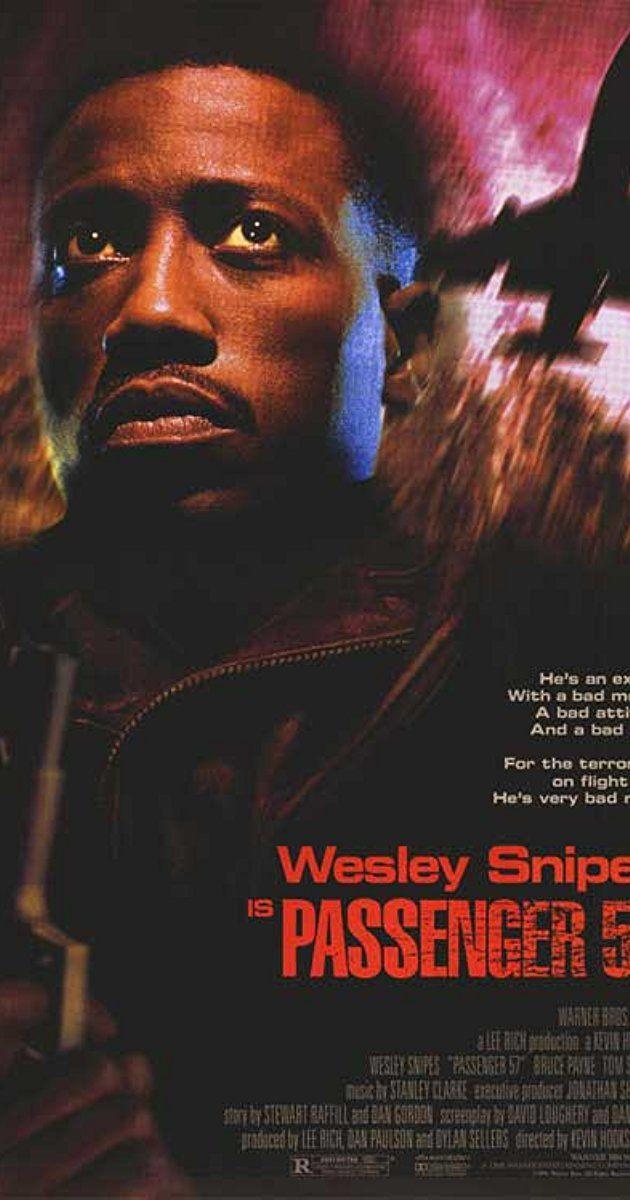 Passenger 57 (1992) - IMDb