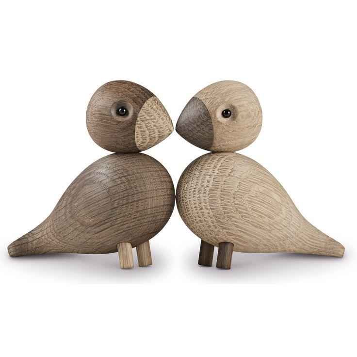 Kay Bojesen Sangfugel Lovebirds i gruppen Inredningsdetaljer / Dekorasjon hos ROOM21.no (128185)