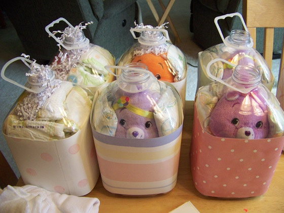 Baby Gift Baskets Empty : Best ideas about party baby shower on