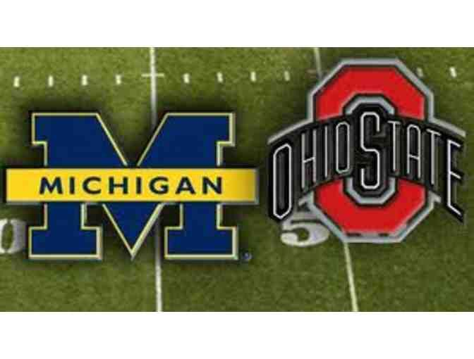 Go to a UofM vs OSU game. In Ann Arbor of course. #Thebighouse