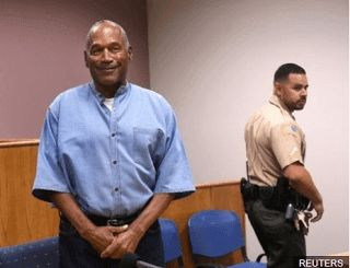 9-years after, OJ Simpson Has Been Released On Parole From A Jail In Nevada