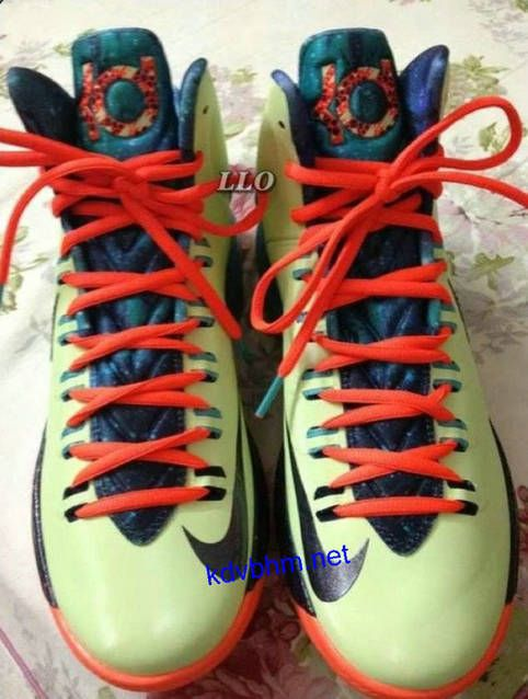kevin durant shoes 2013 Nike KD V Area 72