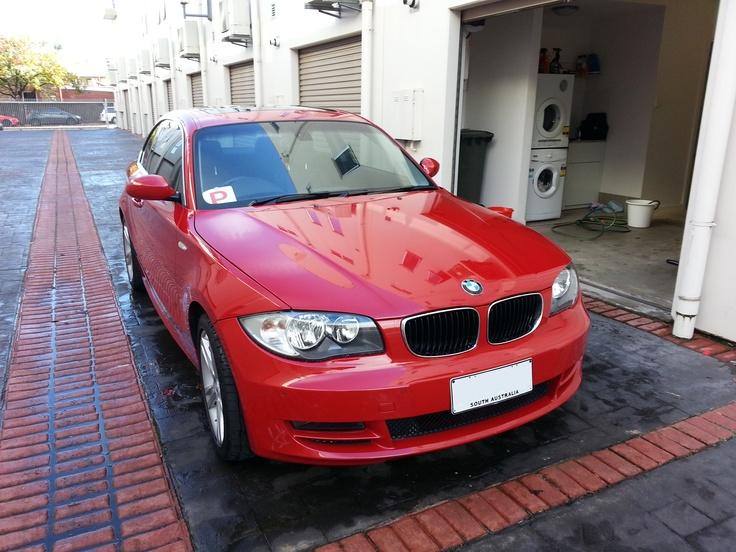 2012 BMW 125i