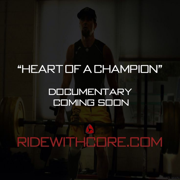 "From the documentary Series ""Ride With Core""."