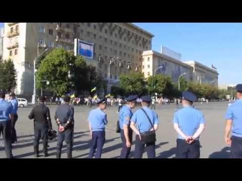 Гей парад Харьков  01 07 2014