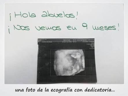 Resultado de imagen para sorpresa embarazo abuelos