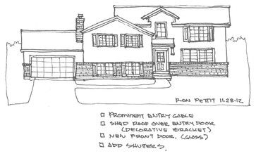 House Plans Anderson Indiana further 39 205211  86 additionally 1980 Ranch Style Home Plans moreover Planos De Casas Posibles in addition French Limestone Tiles. on home exterior stone design ideas