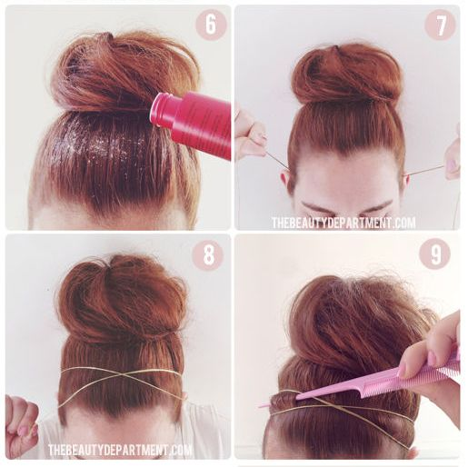 Beauty Buzz: DIY the Cotton Candy Bun, New Hair Colors for Fall, More   Beauty High