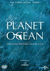 """Filmado por los directores Yann Arthus-Bertrand y Michael Pitiot, en colaboración con un excepcional equipo internacional de directores de fotografía submarina, en asociación con OMEGA y con el respaldo científico de Tara Expeditions, """"Planet Ocean"""" trata de explicar algunos de los más grandes misterios naturales del planeta."""
