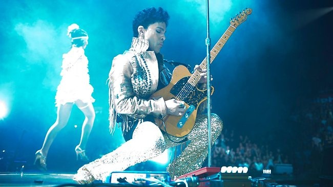 May 2012    Prince performing in concert in Sydney. Picture: Npg Records Source: Supplied           SUPERSTAR Prince is planning a secret show in Melbourne.         Prince is eager to do one of his post-midnight ''after shows'' following a sold-out performance at Rod Laver Arena tomorrow.