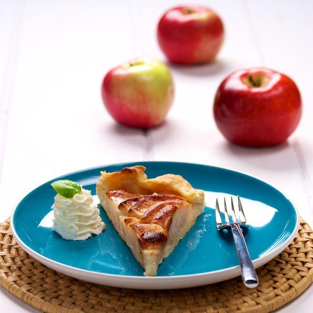 Jacques Pepin's Apple Galette | Desserts | Pinterest