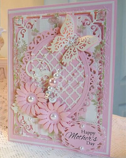 103 best images about spellbinders elegant labels 4 on for Classy mothers day cards