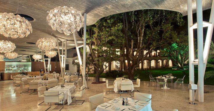 Restaurante Anticavilla Hotel, Cuernavaca, Morelos, Mexico