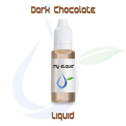 Dark Chocolate Liquid | My-eLiquid E-Zigaretten Shop | München Sendling