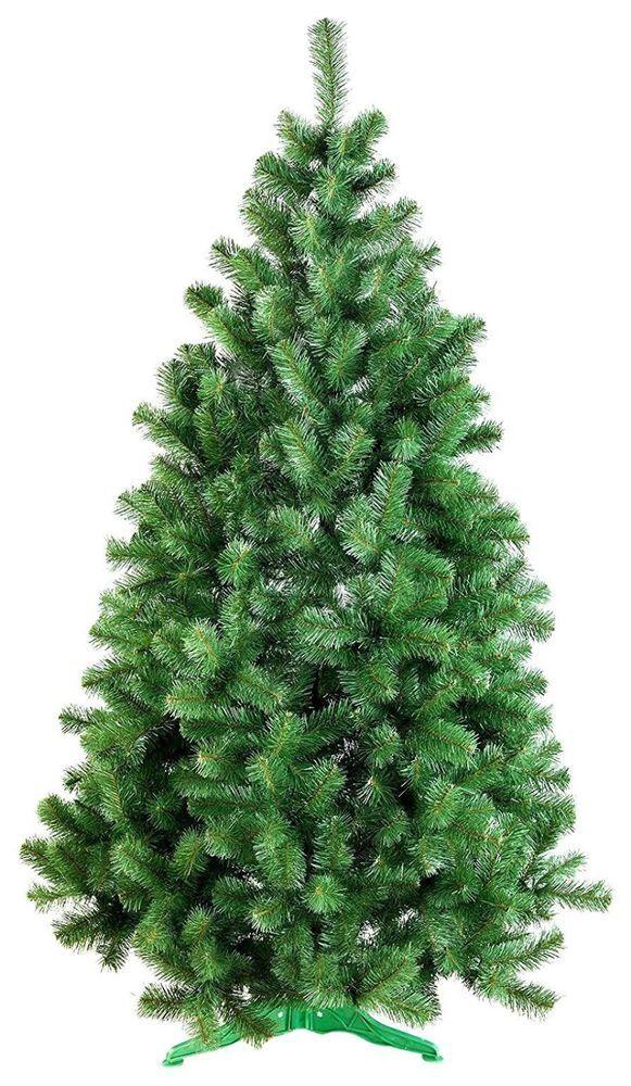Weihnachtsbaum Künstlicher Tannenbaum 220 cm Christbaum Grün Weihnachtsdekor