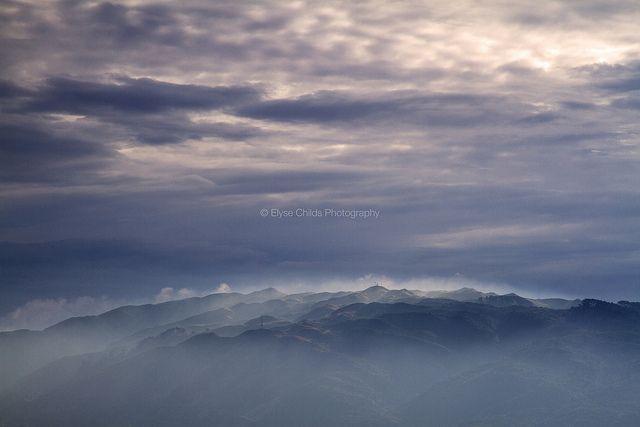 Haze over Porirua | © Elyse Childs Photography