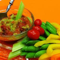 Salsa-Mole with Crudite.jpg joybauer.com