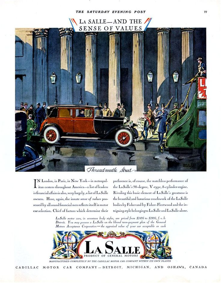 87 best images about Classic Marques  LaSalle on Pinterest